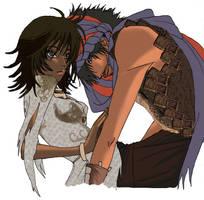 Prince of Persia romance by Izumii89