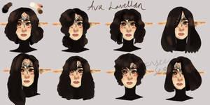 Ava hairstyles