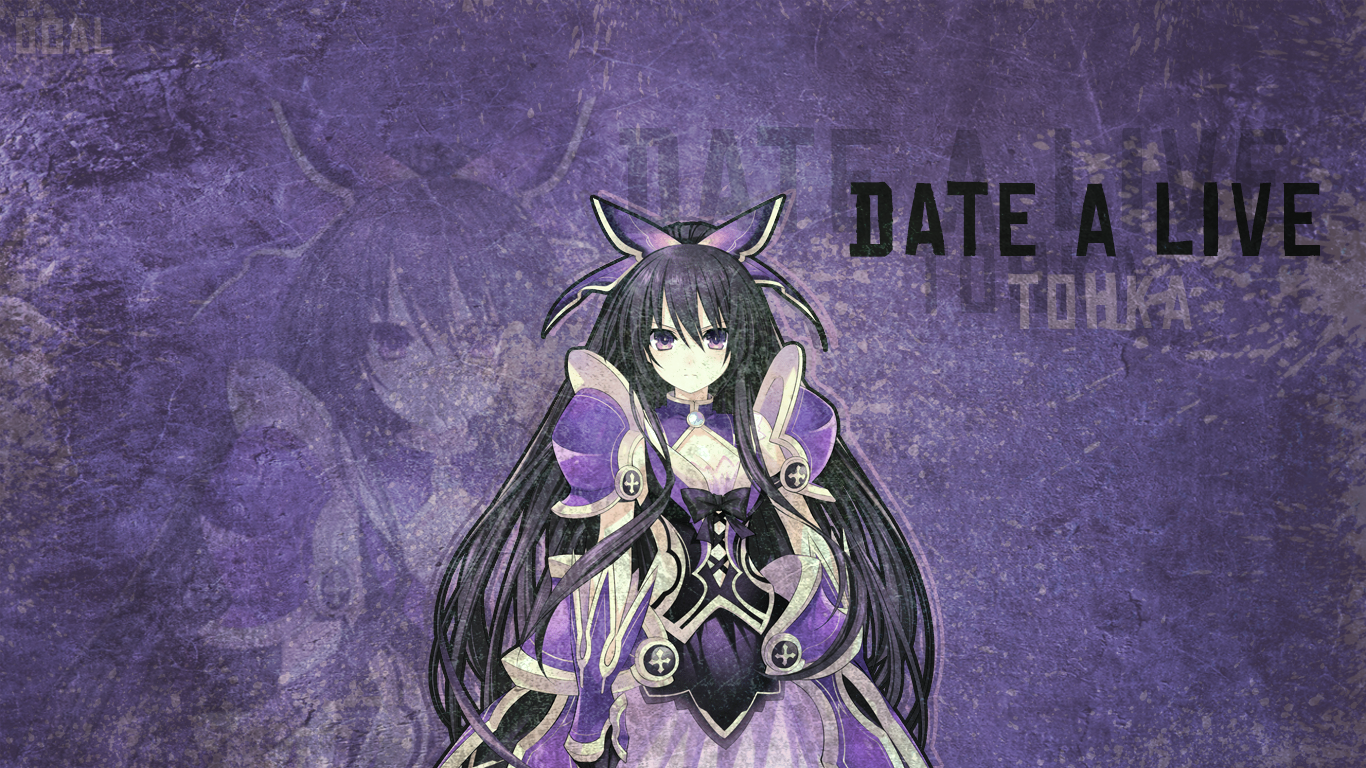 Tohka [Date A Live Wallpaper] By AbdulkadirOcal On DeviantArt