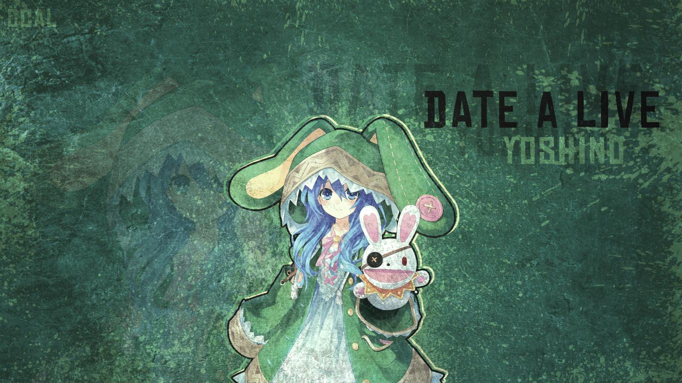 Yoshino Date A Live Wallpaper By Abdulkadirocal On Deviantart