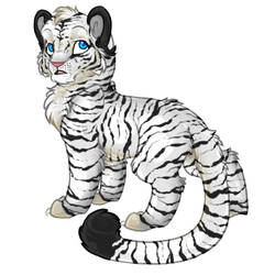 Dimitri the Tiger by Daffupanda