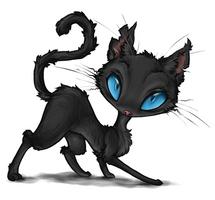Coraline - The Cat