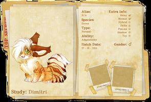 PI - Dimitri by Daffupanda