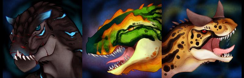 Dino Icons 2