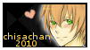 chisachan2010 stamp by RadMeme