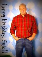 Happy Birthday Eric by nicolelylewis