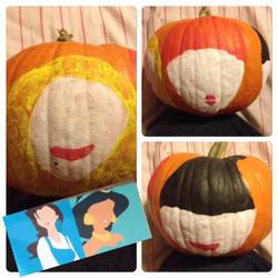 Hocus Pocus Pumpkin by nicolelylewis