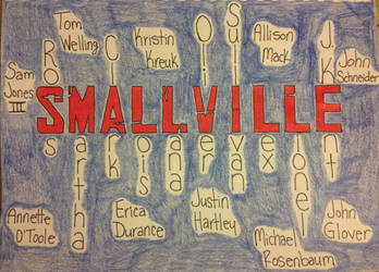 Smallville by nicolelylewis