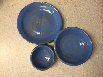 4th Dinnerware Set by nicolelylewis