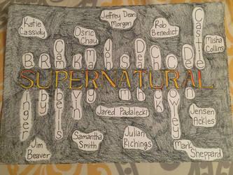 Supernatural by nicolelylewis