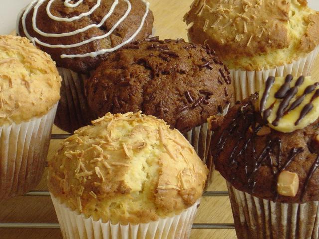 Ñaa~ ¡Muffins Gratis! (?... Muffins_by_meechan