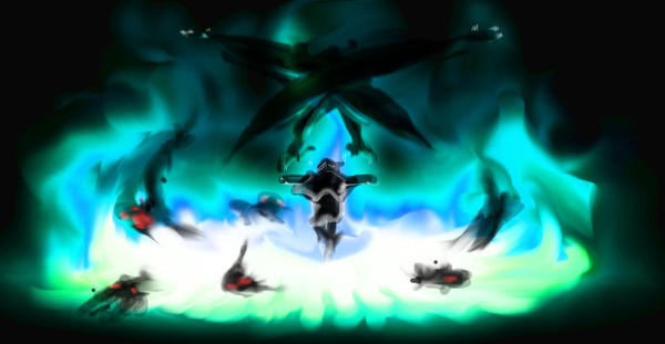 Hideyoshi Chouko Sacrificial_pyre_by_ooammyoo-d4s0h18