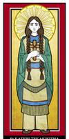 St Kateri Tekakwitha