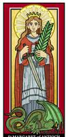 St Margaret of Antioch