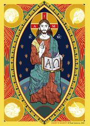 Christ in Majesty (Maiestas Domini)