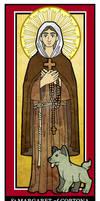 St Margaret of Cortona