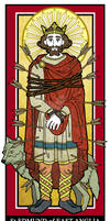St Edmund of East Anglia