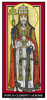 Pope St Clement I of Rome