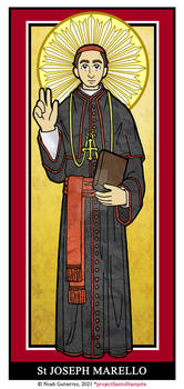 St Joseph Marello