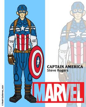 Marvel  Heroes - Captain America
