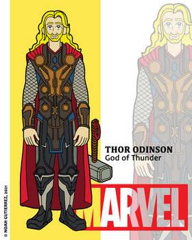 Marvel Heroes - Thor Odinson