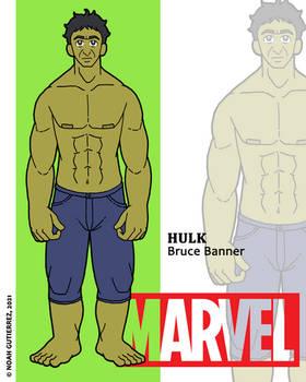 Marvel  Heroes - Hulk