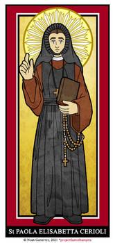 St Paola Elisabetta Cerioli