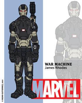 Marvel Heroes - War Machine