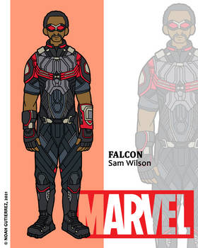Marvel Heroes - Falcon