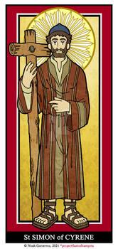 St Simon of Cyrene