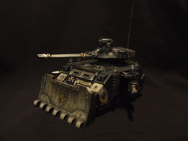 Zweihander Predator Tankhunter by Carcharadon