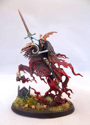 Knight of Shrouds by Carcharadon