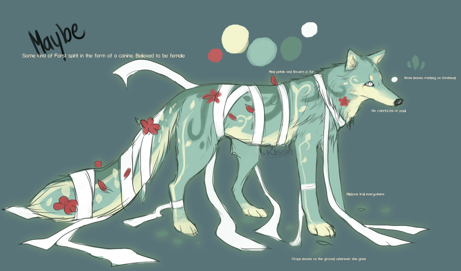 OC-Maybe by Klissie
