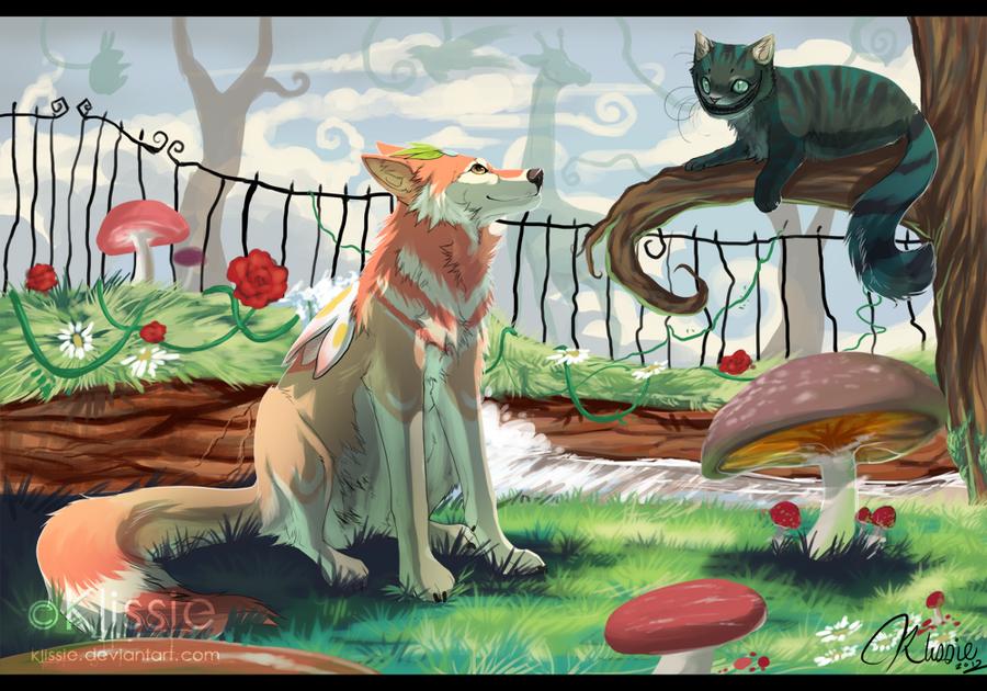Wonderland by Klissie