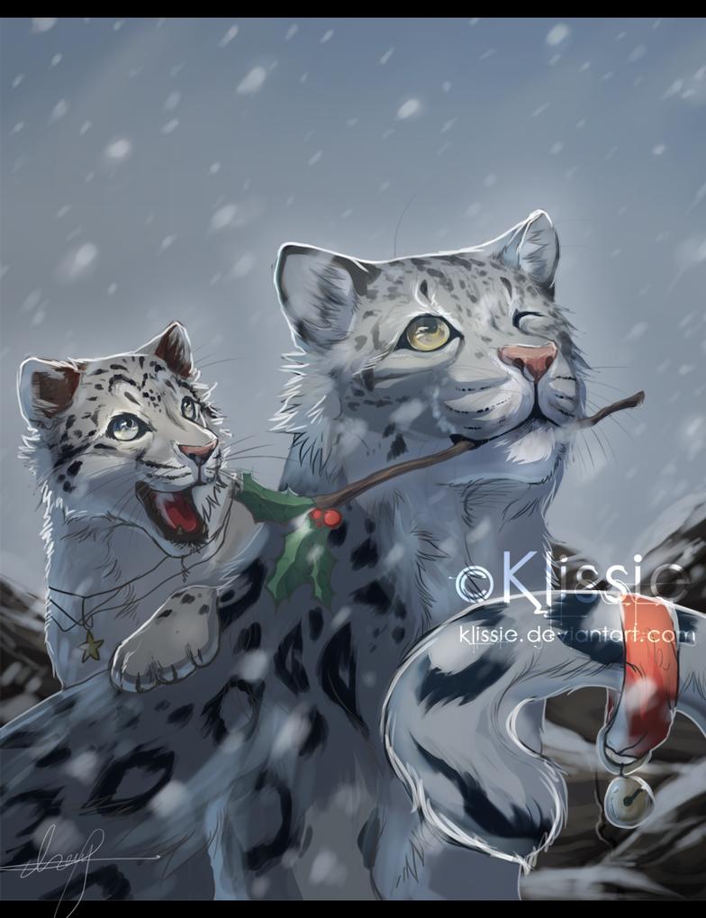 SNOWY by Klissie