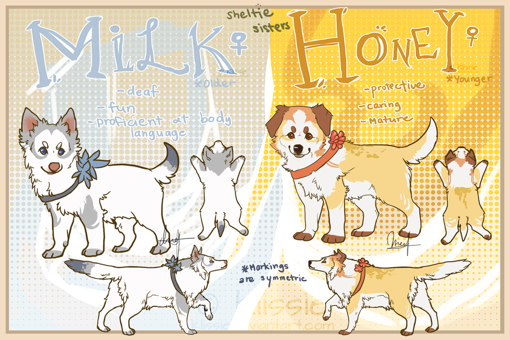MilknHoney by Klissie