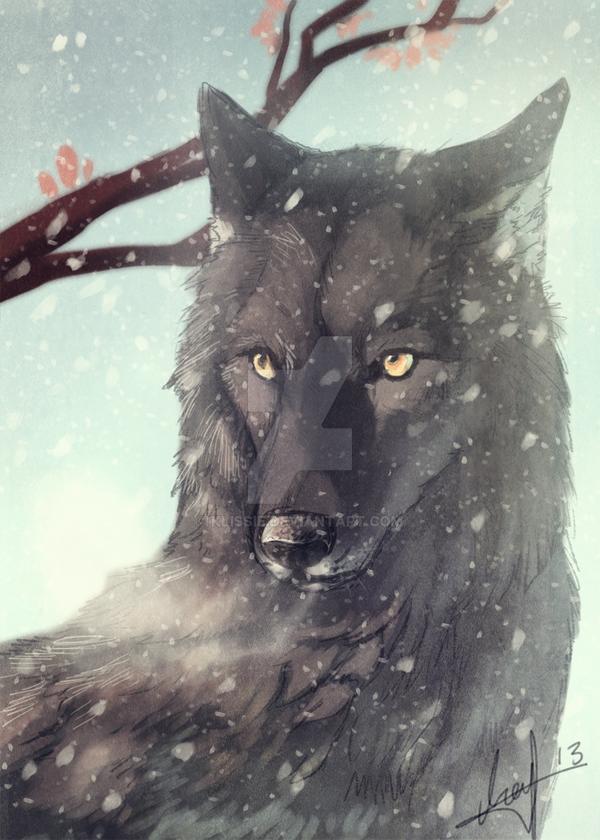 Silver Winter by Klissie