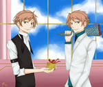 Ouran - Gift