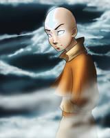 Aang by sandyhong
