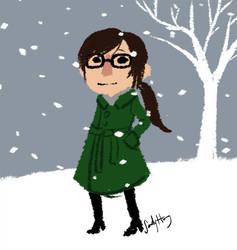 still winter by sandyhong