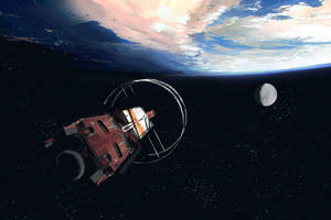 Orbital by DerMonkey