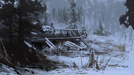 Bridge Copy 2 by DerMonkey