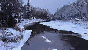 River Copy2 by DerMonkey