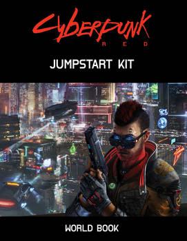 Cyberpunk Red Jumpstart Kit World Book Cover
