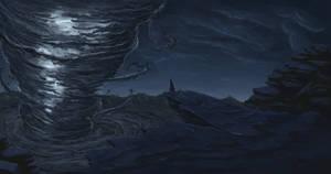 Tornado Concept Art
