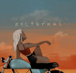 nocturnal by thxsby