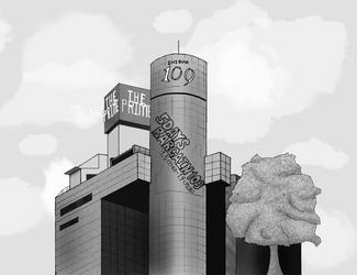 Shibuya 109 by hinacamui