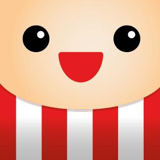 Popcorn Time Windows 8 icon by vyndo