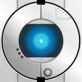 Portal 2 Windows 8 Icon by vyndo
