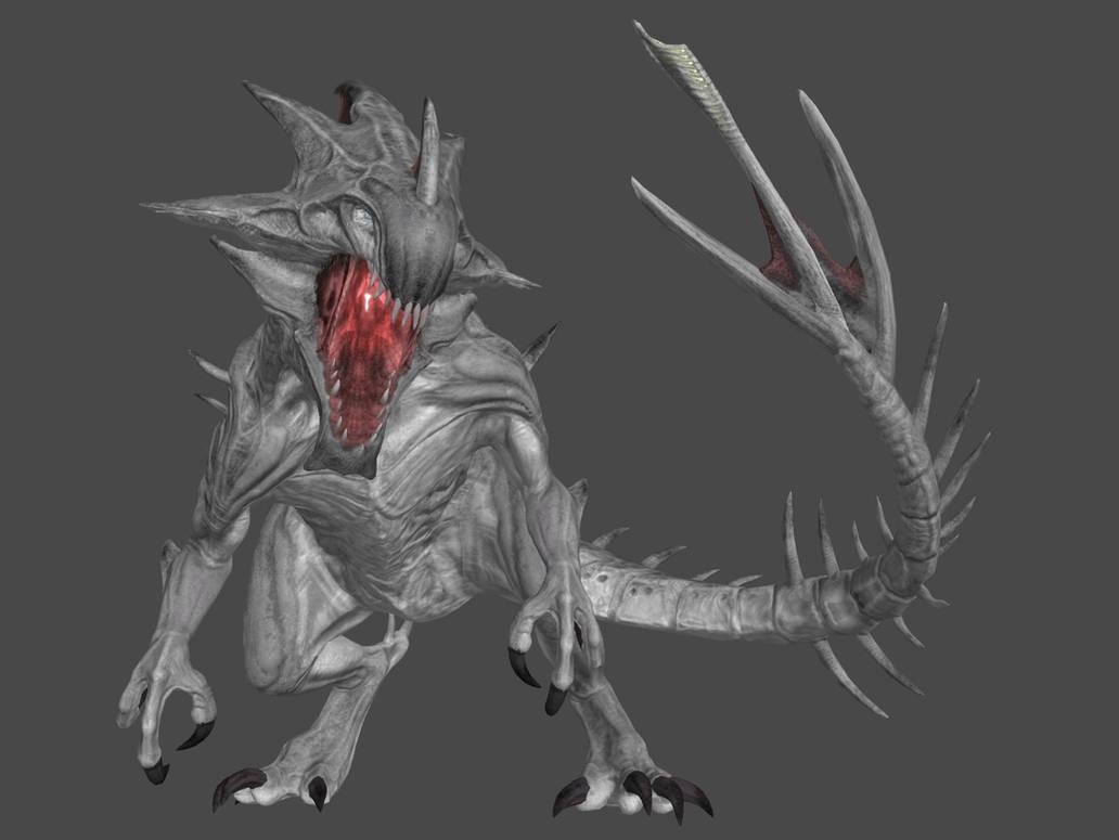 Reaper (Ark SE Aberration) Teaser by Jorn-K-Nightmane on